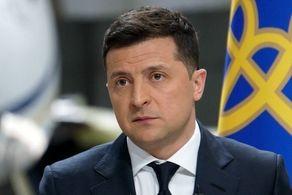رییس جمهوری اوکراین تهدید به قتل شد