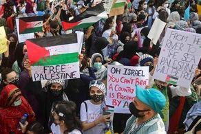اسرائیل مردم پاکستان را به خیابانها کشاند