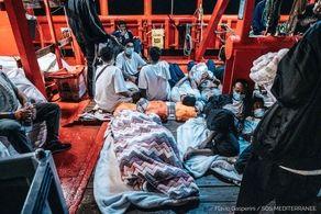 درخواست کمک از اتحادیه اروپا برای نجات جان مهاجران افریقایی