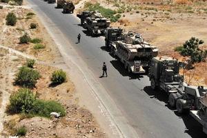 حمله به کاروان لجستیک نظامیان آمریکا!+جزییات