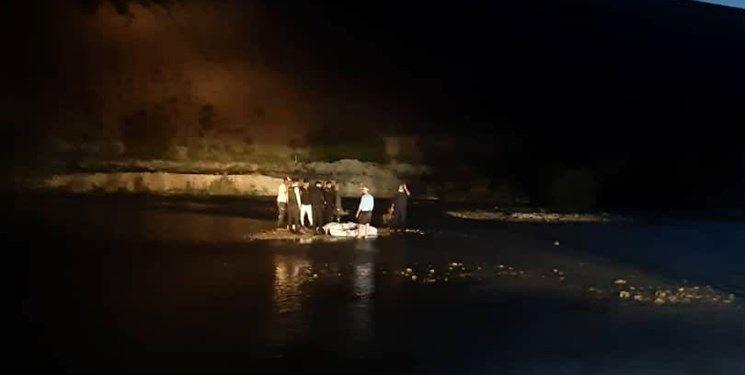غرق شدن دو جوان در رودخانه فیروزکوه