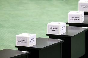 نتیجه رای اعتماد به کابینه سیزدهم مشخص شد/ فقط یک وزیر نتوانست اعتماد مجلس را کسب کند