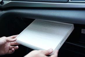 فیلتر هوای کابین خودرو را چه زمانی باید تعویض کرد؟