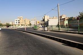 کاهش بار ترافیکی بازار احسانی با بازگشایی خیابان انقلاب به بزرگراه شهید چراغی