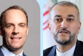 امیرعبداللهیان در گفتوگو با وزیر خارجه انگلیس چه گفت؟