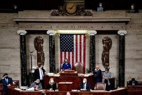 مجلس نمایندگان آمریکا حمله هواداران ترامپ به کنگره را پیگیری میکند