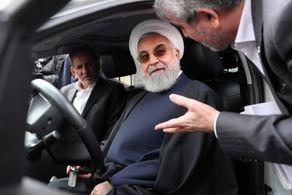 دلیل ممنوعیت واردات خودرو از زبان حسن روحانی