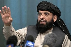 طالبان پایگاه هوایی آمریکا را به چینیها میدهد؟/ سخنگوی طالبان توضیح داد