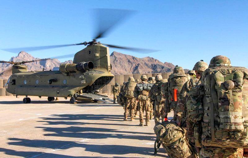 این هفت مرکز نظامی به دولت افغانستان تحویل داده شد!