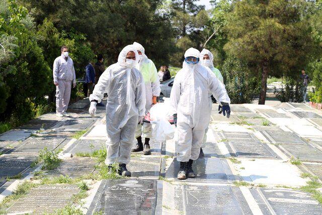 مرگ ۲۲۳کرونایی دیگر در کشور /شناسایی ۱۱۹۶۴ بیمار جدید