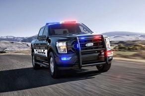 سریع ترین خودروی پلیس آمریکا + عکس