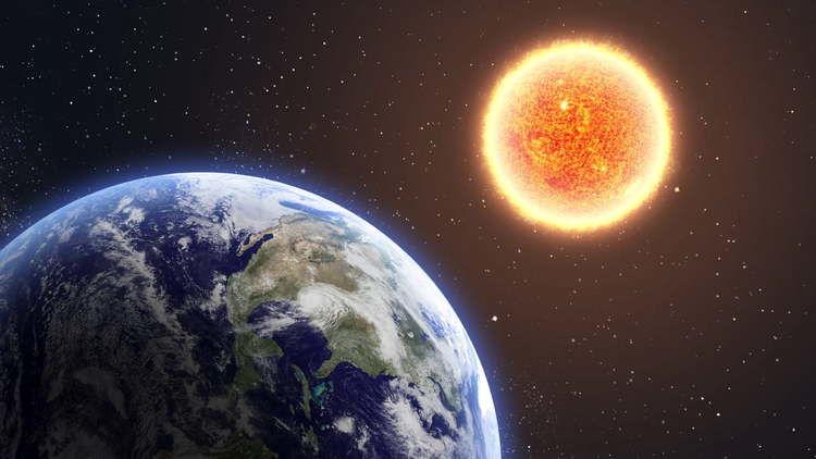فاصله دقیق زمین از خورشید چقدر است؟