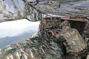 مجروح شدن یک نظامی آذری در مرز آذربایجان و ارمنستان+جزییات