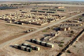 ضربه سنگین بر پیکر آمریکا در عراق/عینالاسد راکت باران شد