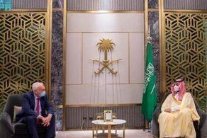 رایزنی ولیعهد سعودی با نماینده ویژه نخست وزیر انگلیس