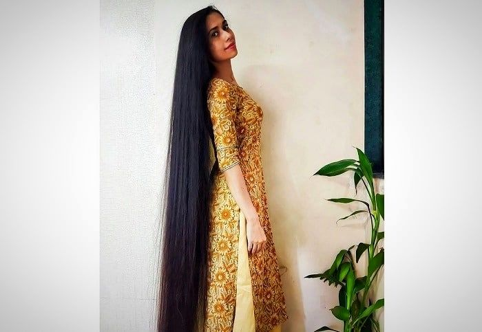 با گیسو کمند واقعی که موهای 3 متری دارد آشنا شوید!