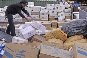 توقیف میلیاردی کالای قاچاق