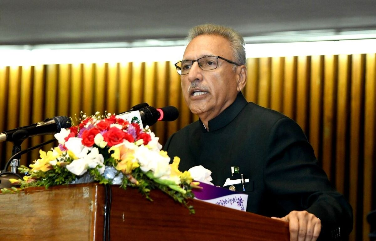 اظهارات جدید رئیسجمهور پاکستان درباره ایران+ جزییات