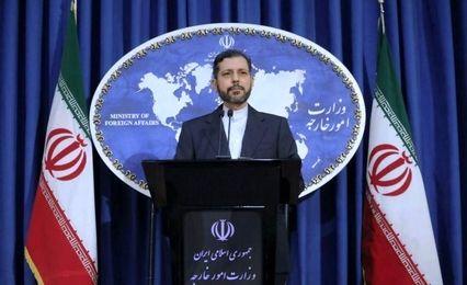 ایران پاسخی قاطع به جمهوری آذربایجان داد