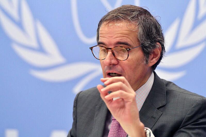 اظهارات مدیرکل آژانس اتمی پس از دیدار مقامات ایرانی
