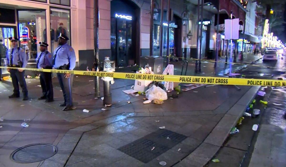 تیراندازی در مرکز خریدی یک کشته و یک زخمی به جا گذاشت+جزییات