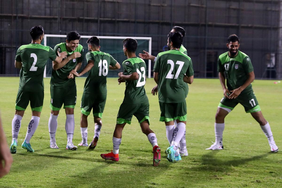 ترکیب تیم ملی برای دیدار با هنگ کنگ مشخص شد