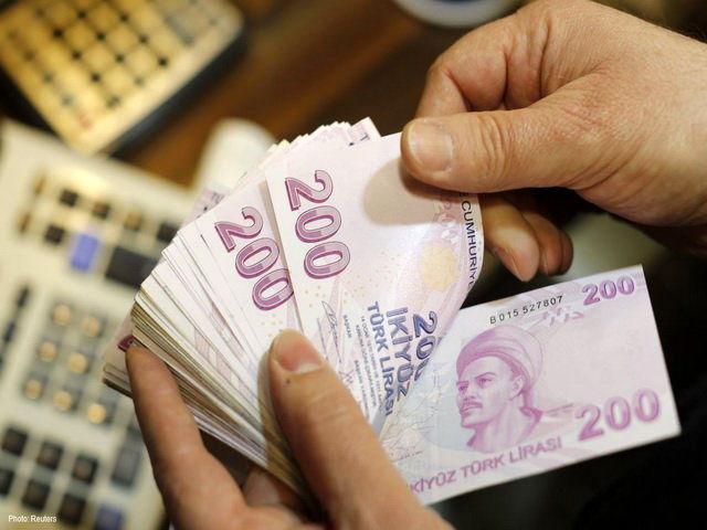 افت شدید قیمت لیر ترکیه