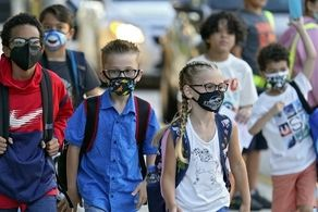 افزایش ابتلا کودکان به کرونا با بازگشایی مدارس!