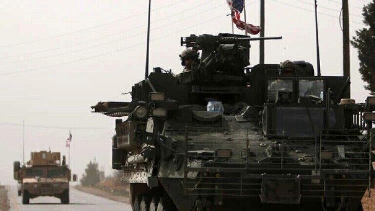 از مقصد جدید کاروان نظامیان آمریکا رونمایی شد+ جزییات