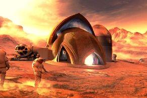اولین انسان ها از چین به مریخ می روند