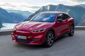 فورد موستانگ مکایی، پرفروشترین خودروی نروژ + عکس