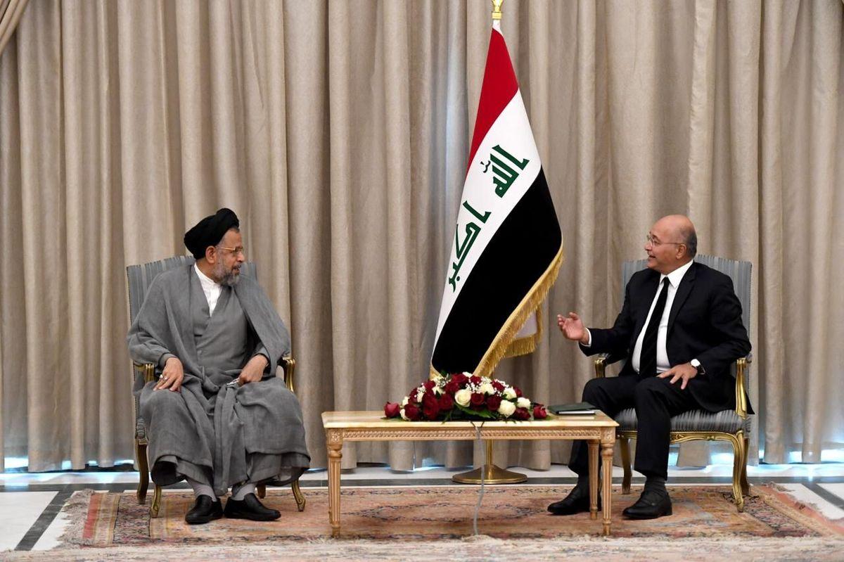 وزیر اطلاعات در عراق!+جزییات