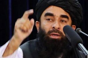 طالبان علیه پاکستان/ پاسخ تند مجاهد به عمرانخان ارسال شد