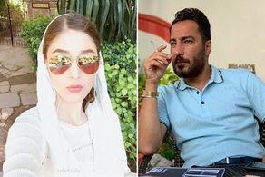 بازیگر سریال «قورباغه» از دوری همسرش سیگاری شد!+ عکس جنجالی