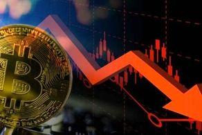 بیت کوین سقوط کرد + قیمت