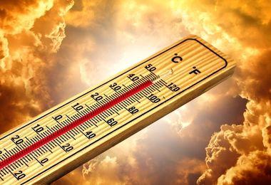 افزایش ۶ تا ۱۱ درجهای دمای هوا