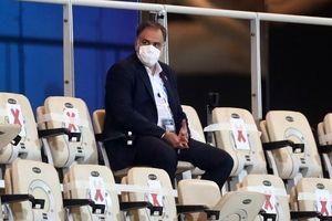 حرکت عجیب مدیرعامل استقلال بعد از شکست در جام حذفی