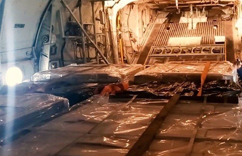 هواپیمای ایرانی در افغانستان فرود آمد+جزییات