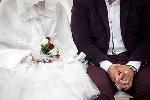 عروس خانم پررو مراسم عروسی را بهم زد!