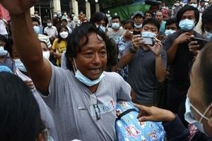 اقدام جدید در میانمار/بیش از دو هزار زندانی آزاد شدند!