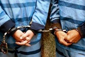"""انهدام باند سرقت موبایل قاپی در محله """"عباس آباد"""""""