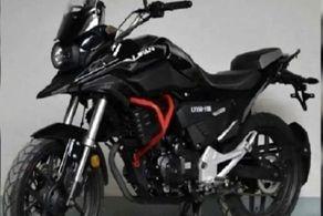 موتورسیکلت جدید لیفان برای طرفداران موتورهای آفرودی معرفی شد