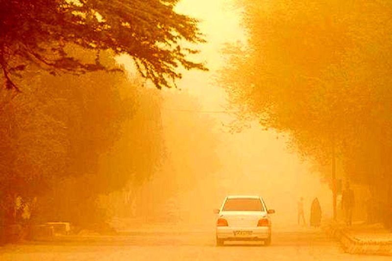 هشدار هواشناسی؛ طوفان شن و گرد و خاک در راه است