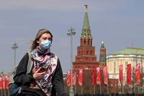 حمله همه جانبه کرونا به روسیه!/محدودیتهای ورود بیشتر شد