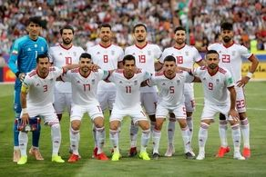 اتفاق عجیب برای تیم ملی فوتبال ایران!