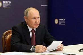 پوتین قانون مهم را امضا کرد