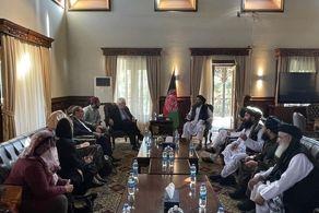 نماینده سازمان ملل با مقامات طالبان دیدار کرد/تعهدات بررسی شد!