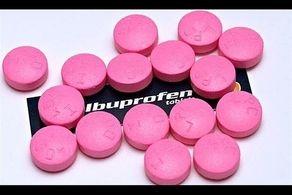مصرف ایبوپروفن خطرات باورنکردنی ایجاد می کند