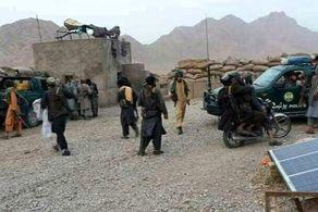 ادامه اشغالگریهای طالبان/یک شهرستان دیگر تصرف شد!+جزییات