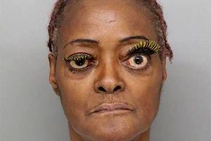 این زن مجرم خوشگل ترین مژه جهان را دارد!+ عکس